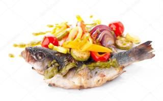 Сколько ккал в рыбе соленой