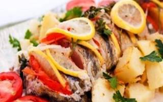 Как вкусно приготовить рыбу в духовке судак