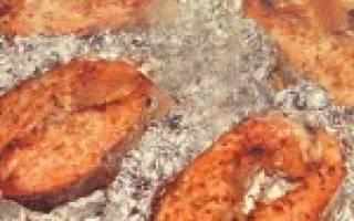 Сколько минут жарить форель в духовке