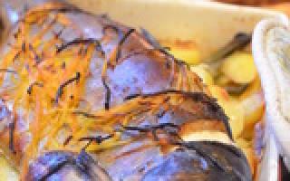Как приготовить филе радужной форели