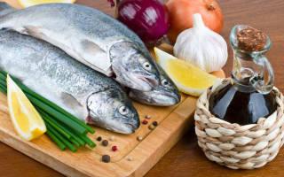 Как убрать неприятный запах у свежей рыбы