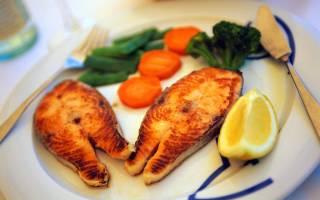 Сколько калорий в тушеной рыбе
