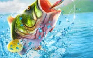Игры рыбалка на катере