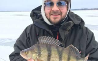 Зимняя рыбалка на ладоге в контакте