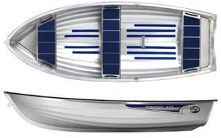 Лодки для рыбалки алюминиевые моторные лодки