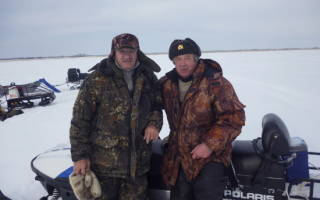 Самые лучшие места для рыбалки в Молчаново