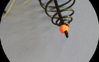 Ячневая каша для рыбалки