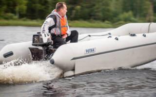 Лодка ротан 410 характеристики