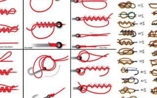 Вязание крючков для рыбалки видео