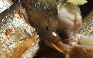 Копченая речная рыба в домашних условиях