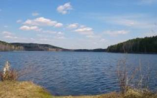 Отчет о рыбалке озеро долгое
