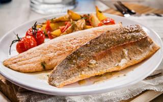 Калорийность рыбы морской и речной
