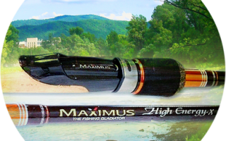 Спиннинг ультралайт maximus