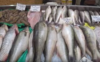 Сколько может храниться мороженая рыба