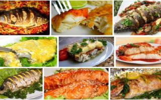 Какую рыбу пожарить на ужин