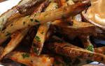 Как вкусно приготовить картошку к рыбе