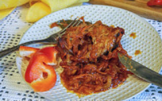 Рыба под маринадом из моркови и лука — рецепт с фото