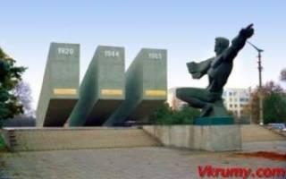 Красноперекопск- город в Крыму :описание курорта