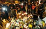 Похороны пола уокера видео с похорон с его матерью