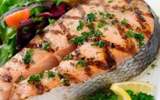 Стейк какой рыбы лучше
