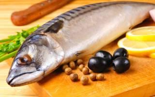 Запах речной рыбы
