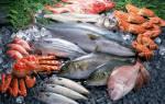 Список названий морских рыб с фото: съедобные рыбы