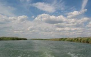 Рыбалка на реке маныч в сентябре