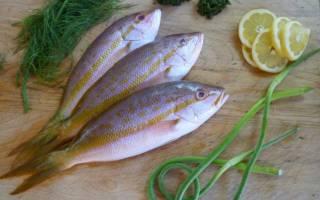 Ингредиенты приправы для рыбы