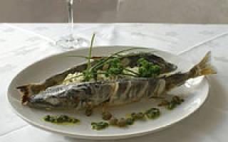 Как выбрать и приготовить ледяную рыбу?