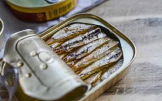 Из какой рыбы производят шпроты
