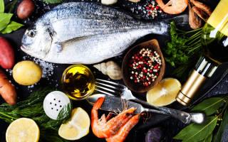 Какую рыбу лучше есть при похудении