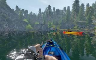 Видео игры про рыбалку на пк