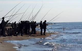 Плетеный шнур для морской рыбалки