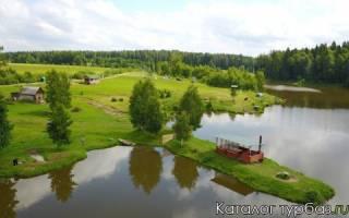 Карпов пруд в Арнеево