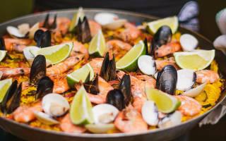 Как правильно есть рыбу и морепродукты