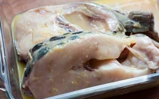 Рыба зубатка на мангале