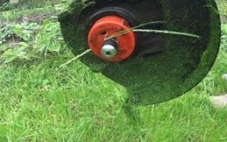 Почему вылетает леска из катушки триммера штиль
