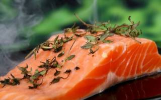 Какую рыбу есть на диете