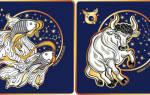 Сочетание знаков зодиака рыбы и телец