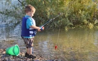 Подарок для рыбалки на день рождения