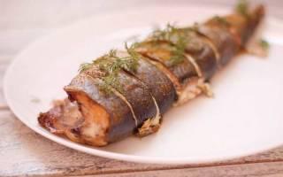 Сколько надо варить рыбу голец