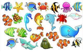 Рыбы в аквариуме картинки для детей