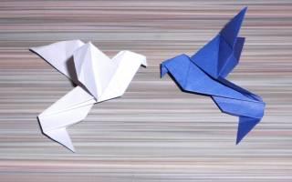 Простые поделки в технике оригами – 9 подробных мастер-классов