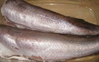 Как варить рыбу хек для диеты