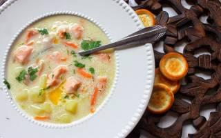 Как приготовить суп из стейка семги