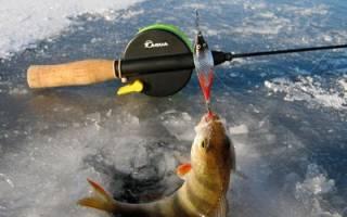 Ловля окуня зимой на блесну видео подо льдом
