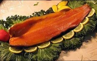 Горячее копчение красной рыбы видео