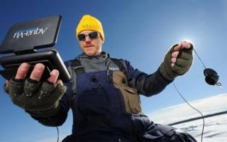 Камера для рыбалки зимой