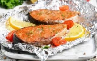 Сколько минут нужно готовить рыбу в духовке