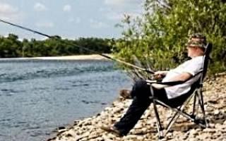 Стул для рыбалки своими руками чертежи